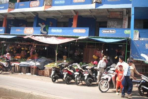 Aset Pasar Ciputat di Kecamatan Ciputat. (one)