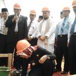 Masjid Raya Al I'tizom Jadi Titik Nol Kota Tangsel