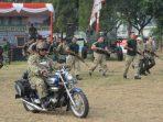 peringatan HUT ke-70 TNI di Tangsel