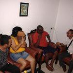 Warga Liberia yang Diamankan Eks Pemain Asing Deltras Sidoarjo