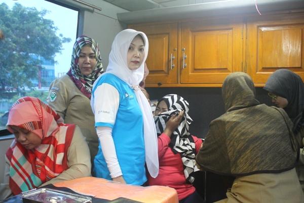 Pelayanan KB Gratis BPMPPKB Kota Tangsel. (one)