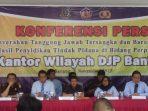 Kanwil DJP Banten Pengemplang Pajak