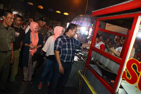 Kuliner Malam Kota Tangerang