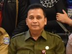 Purnama Wijaya_Kepala Dinsosnakertrans Kota Tangsel