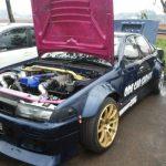 Nissan Cefiro Jawara Engine Rev Tangsel Autofest 2015