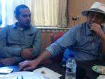 Wahidin Halim diskusi