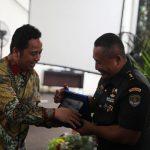 Tingkatkan Sinergisitas Antara Pemkot Tangerang dengan Kodim 0506 Tangerang