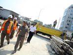 Walikota Tangerang Arief Melakukan Monitoring Pembangunan