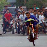 Pelaku Balap Liar di Tangerang Didominasi ABG