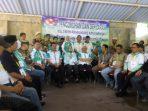 deklarasi dukungan kepada Airin-Benyamin Davnie