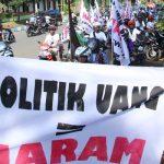 Bawaslu Sebut Pilkada Tangsel Paling Rawan Politik Uang