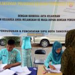 Warga Rasakan Manfaat Program Layanan Keliling Disdukcapil Kota Tangsel