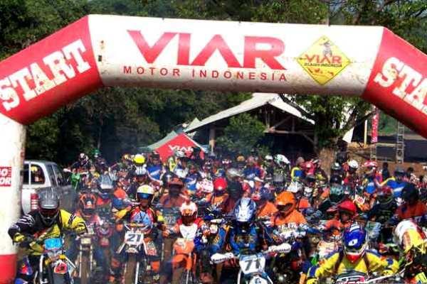 Advnture trail di Kabupaten Lebak. (mplus)