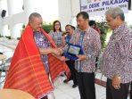 Dinsos Kota Tangerang Kunker ke Toba Samosir