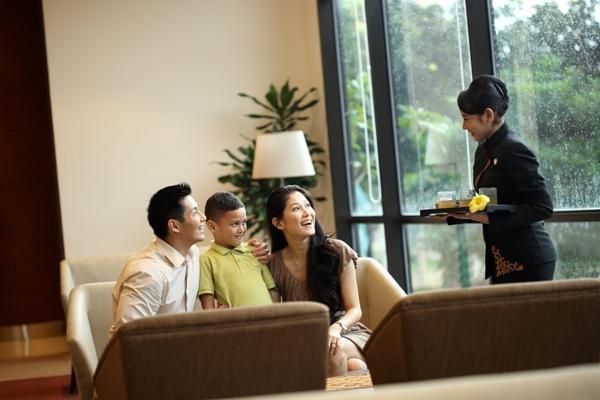 Hotel Santika Premiere Bintaro. (ist)
