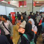 Ribuan Pencari Kerja Ramaikan Job Fair di ITC BSD
