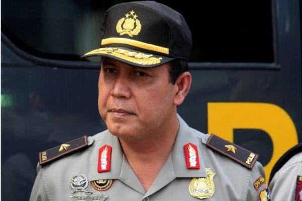 Kapolda Banten Brigjen Pol Boy Rafli Amar. (bbs)