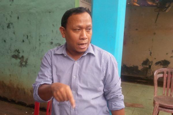 Ketua KPU Provinsi Banten, Agus Supriyatna. (ymw)