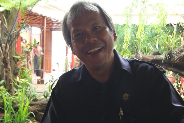 Ketua Organda Tangsel, Yusro Siregar. (one)