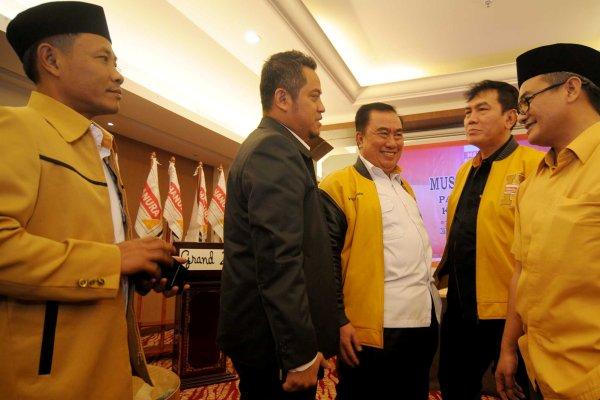Muscab Partai Hanura Kota Tangsel. (ist)