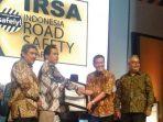 Tangsel_Penghargaan Indonesia Road Safety Award 2015