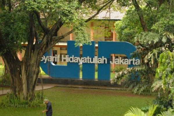 UIN Syarif Hidayatullah Jakarta. (bbs)