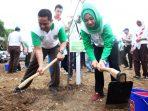 Walikota Tangerang_Penanaman Pohon Eco Park