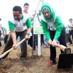 Tekan Polusi, Pemkot Tangerang Tanam 1.970 Pohon