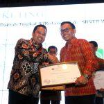Kota Tangerang Sabet Silver Regional Marketing Award