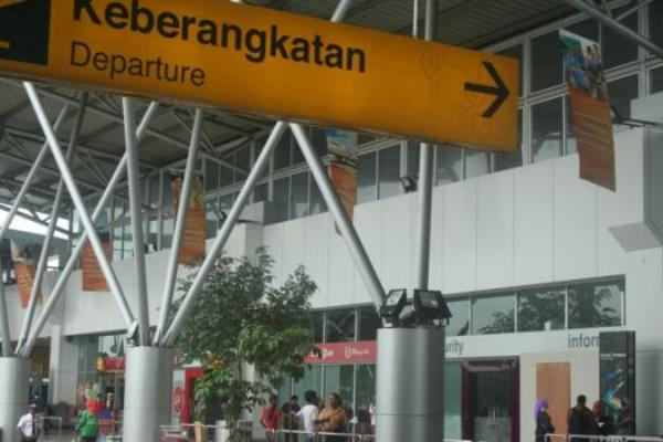 Bandara Soekarno Hatta. (bbs)