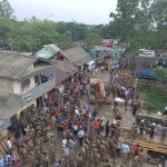 Pemkot Tangerang Tertibkan 205 Bangunan Liar
