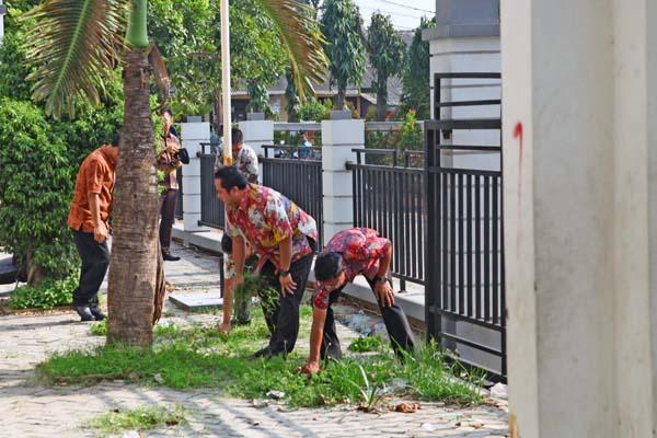 Arief R Wismansyah Melakukan Sidak