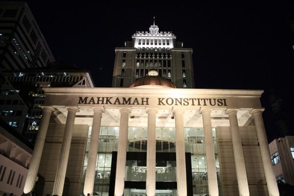 Gedung Mahkamah Konstitusi RI. (mahkamahkonstitusi.go.id)