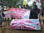 Gema Kosgor Demo Dinas Pendidikan Kota Tangsel