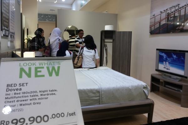 Pilih Furniture Idaman Anda Di Informa Palapa News