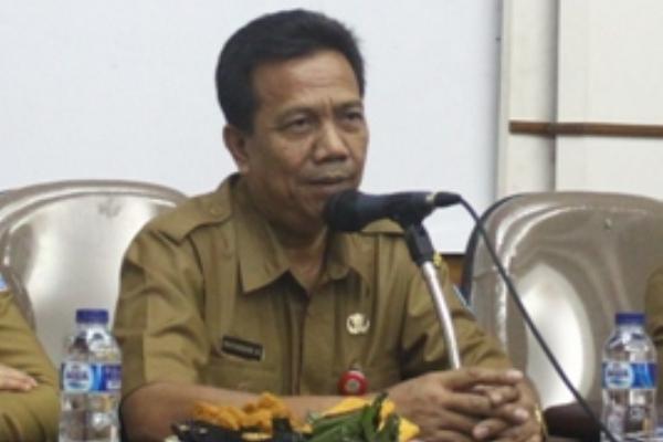 Mathodah, Kepala Dinas Pendidikan Kota Tangsel. (one)