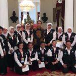 SMP Negeri 8 Kota Tangsel Raih Predikat Sekolah Berintegritas