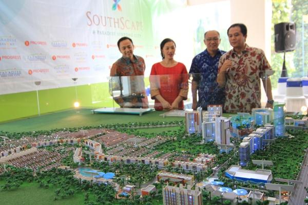 Peluncuran cluster baru di Serpong City Paradise. (dok)