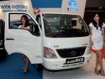 Tata Motors Pameran di Medan