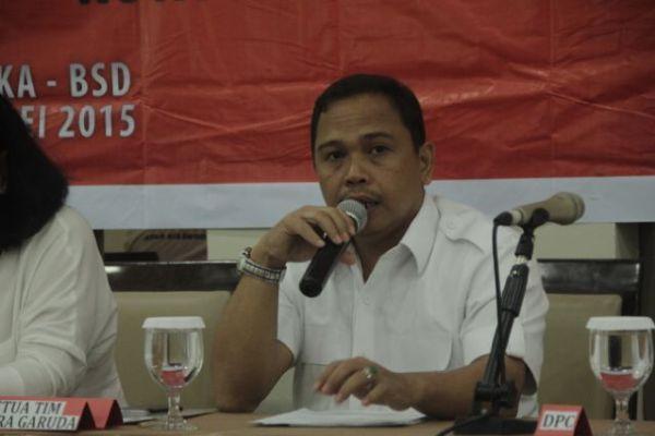 Ketua Komisi I DPRD Kota Tangsel, Taufik M Amin. (ist)