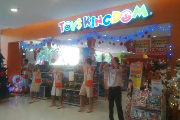 Funtastic Fun di Toys Kingdom. (bud)