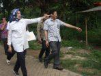 Walikota Tangsel meninjau lahan gedung BNN Kota Tangsel