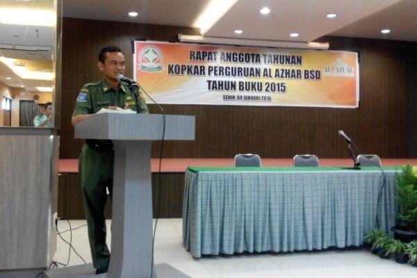Warman Syanudin, Kepala Dinkop dan UKM Kota Tangsel. (one)