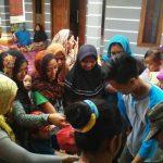 Mahasiswa Lintas Organisasi Gelar Baksos di Lebak