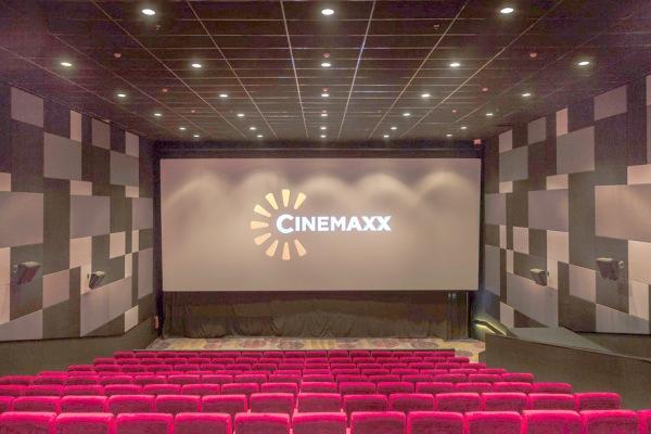 Ruang bisokop Cinemaxx. (ist)