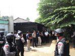 Densus 88_Penggerebekan Kontrakan Terduga Teroris di Ciputat
