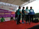 Gerakan Makan Ikan Sehat di Bintaro