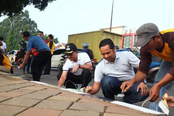 Gerakan Tangerang Bersolek di 104 Kelurahan