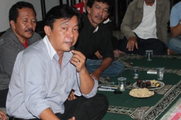 Ketua Komisi III DPRD Kota Tangsel, Iwan Rahayu. (dok)