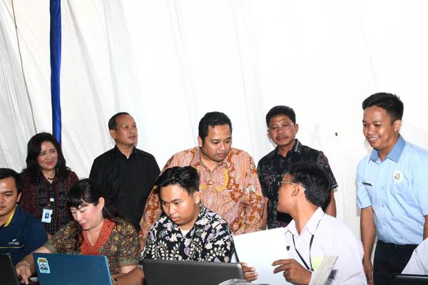 Pemkot Tangerang Launching Bayar Pajak Online